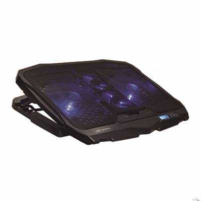 Base para Notebook Gamer NBC-100BK C3 Tech Preto