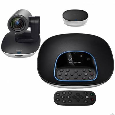 Camera Logitech Group HD System Video Conf