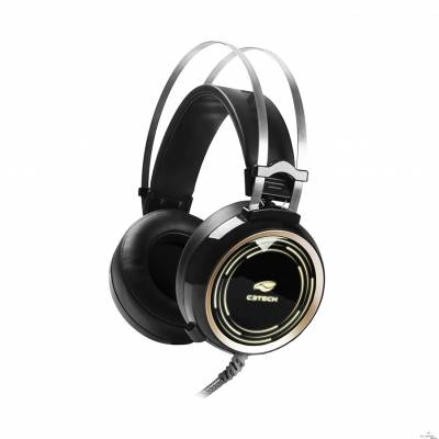 Headset C3 Tech Gamer BLACK KITE PH-G310BK - P2