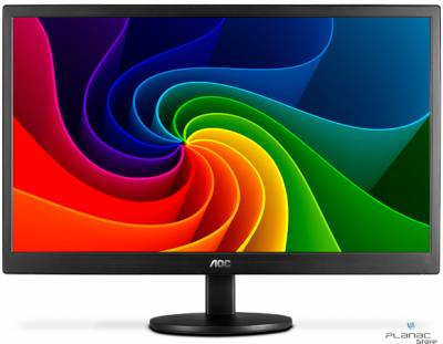 Monitor AOC 21,5' LED E2270SWN Wide Vesa Full HD