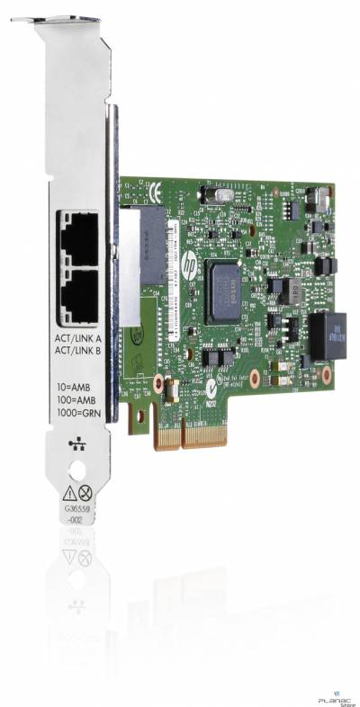 Placa de Rede HPE iss 332T 1Gb 2- 615732-B21