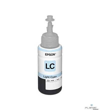 Refil de Tinta Epson Ciano Light 70ml