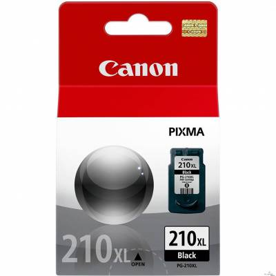 Cartucho de Tinta Canon PG-210 XL BK - 15ml