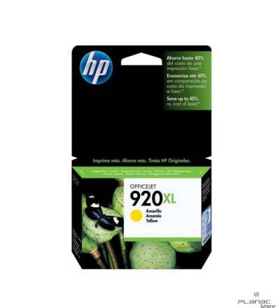 Cartucho Tinta HP 920XL Preto