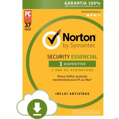Norton Security Plus 1 dispositivo - ESD 21355185