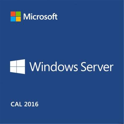 Windows Server CAL User 2016 Braz 1pk OEM 5 Clt R18-05239