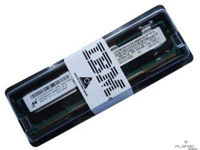 IBM 4GB (2Gb, 2Rx8, 1.35V) PC3L-10600E LP UDIMM