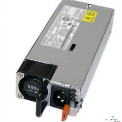 System x 550W High Efficiency Platinum AC Power Supply